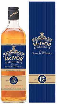 Mcivors Scotch 17 Year